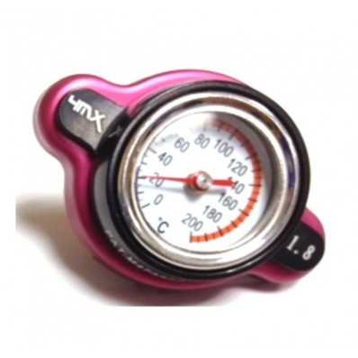 4MXT18-RO - Tapon Radiador 4Mx Temperatura Japan Rojo
