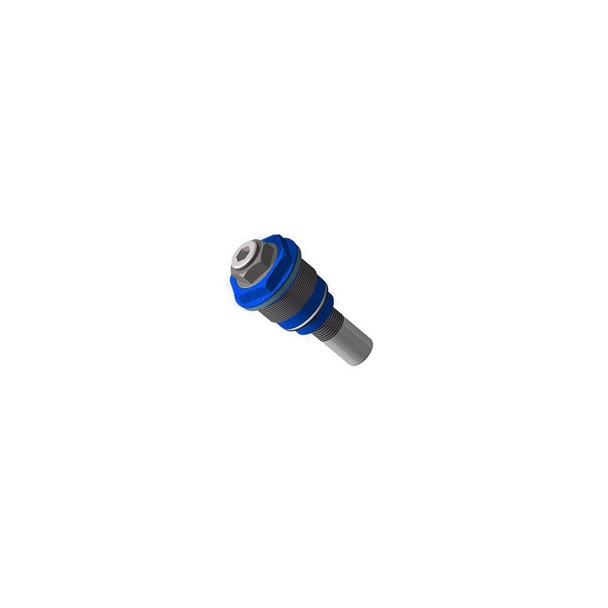 4MX101012-AZ - Tensor Cadena Distribucion Ktm 4Mx Azul