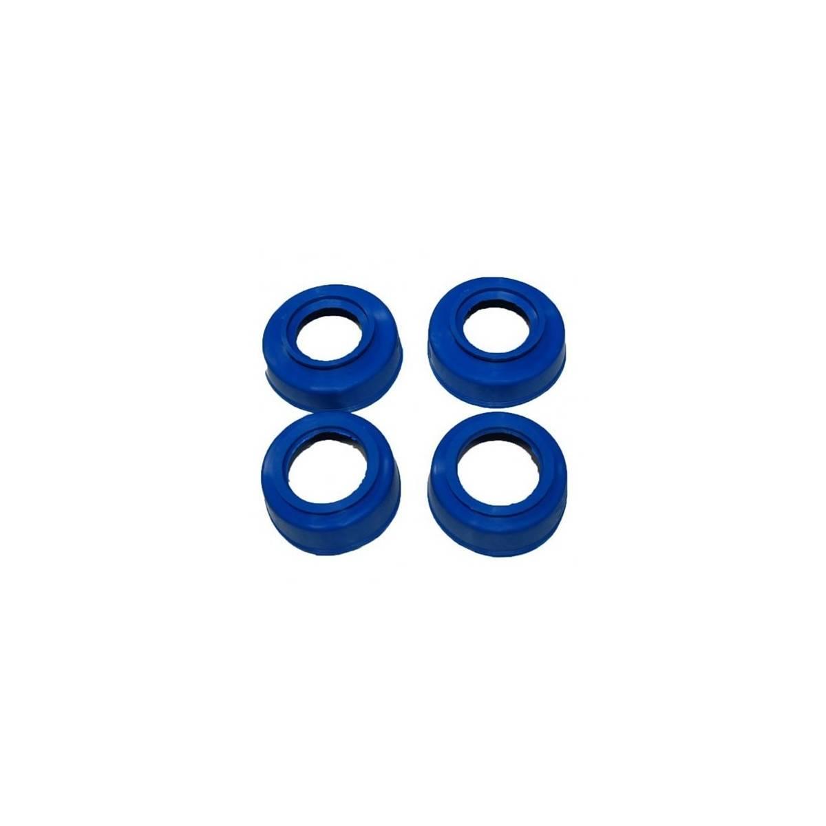 4MXBP02-AZ - Guardapolvos Cojinete Rueda Ktm 16 17 Hva 14... Azul