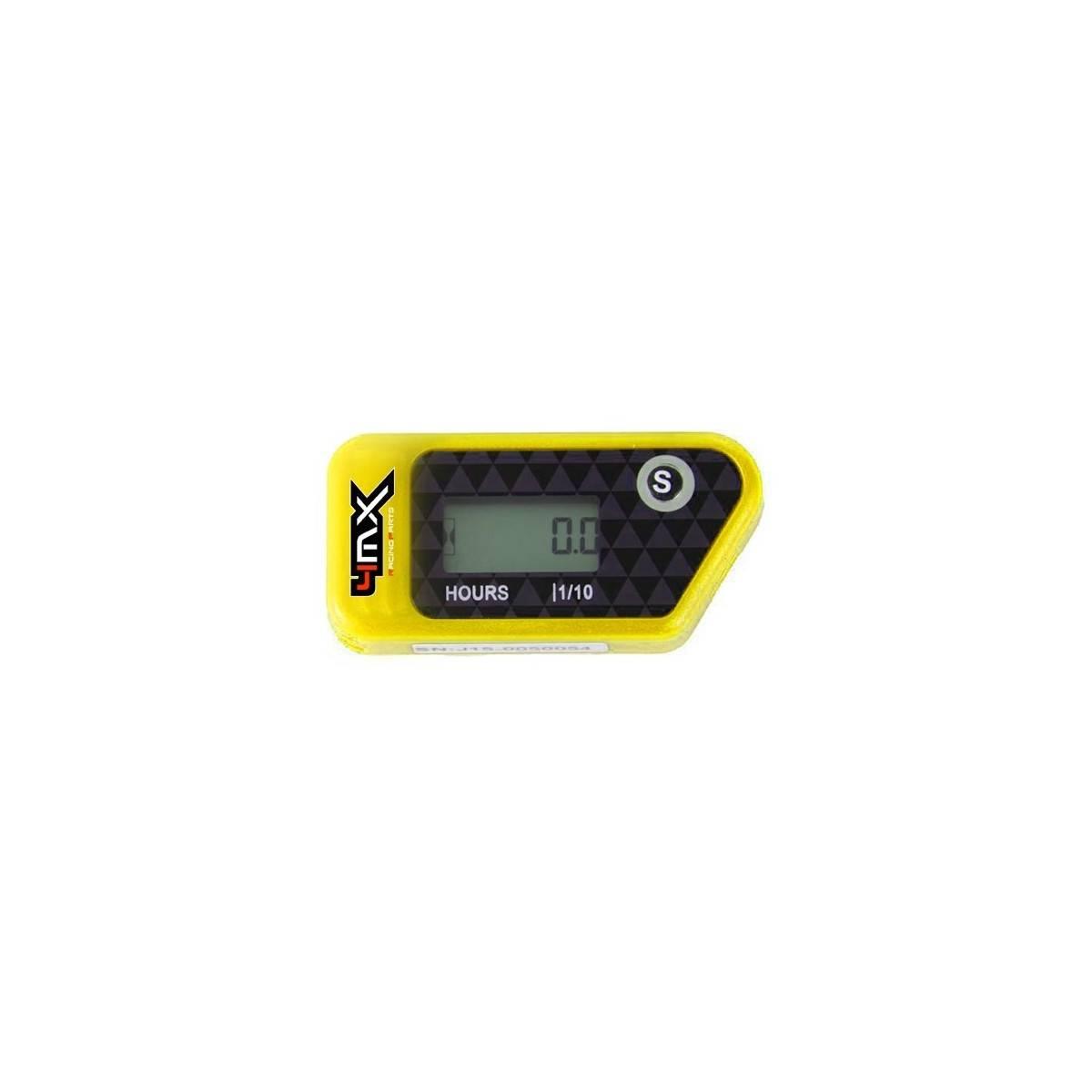 4MXWHM-AM - Reloj Cuenta Horas 4Mx Vibracion Amarillo