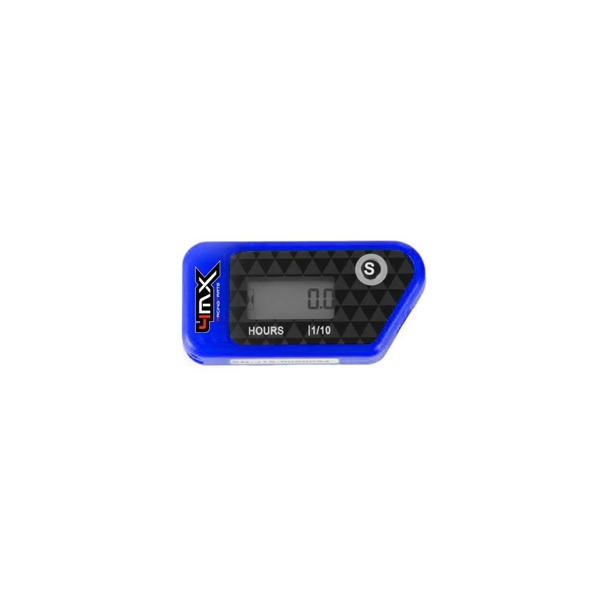 4MXWHM-AZ - Reloj Cuenta Horas 4Mx Vibracion Azul
