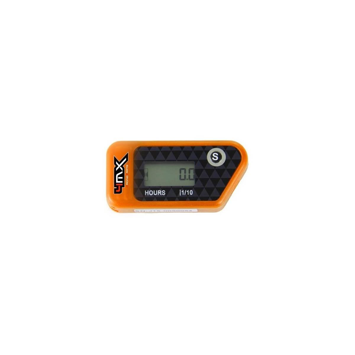 4MXWHM-NR - Reloj Cuenta Horas 4Mx Vibracion Naranja