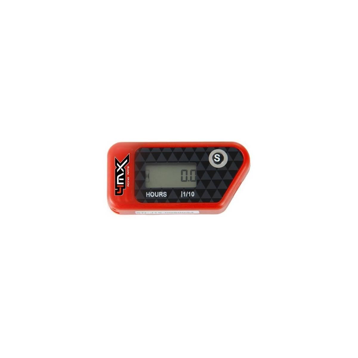 4MXWHM-RO - Reloj Cuenta Horas 4Mx Vibracion Rojo