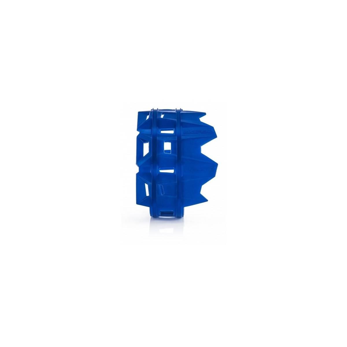 0022754-AZ - Protector Sileciador 4 Tiempos Acerbis Azul