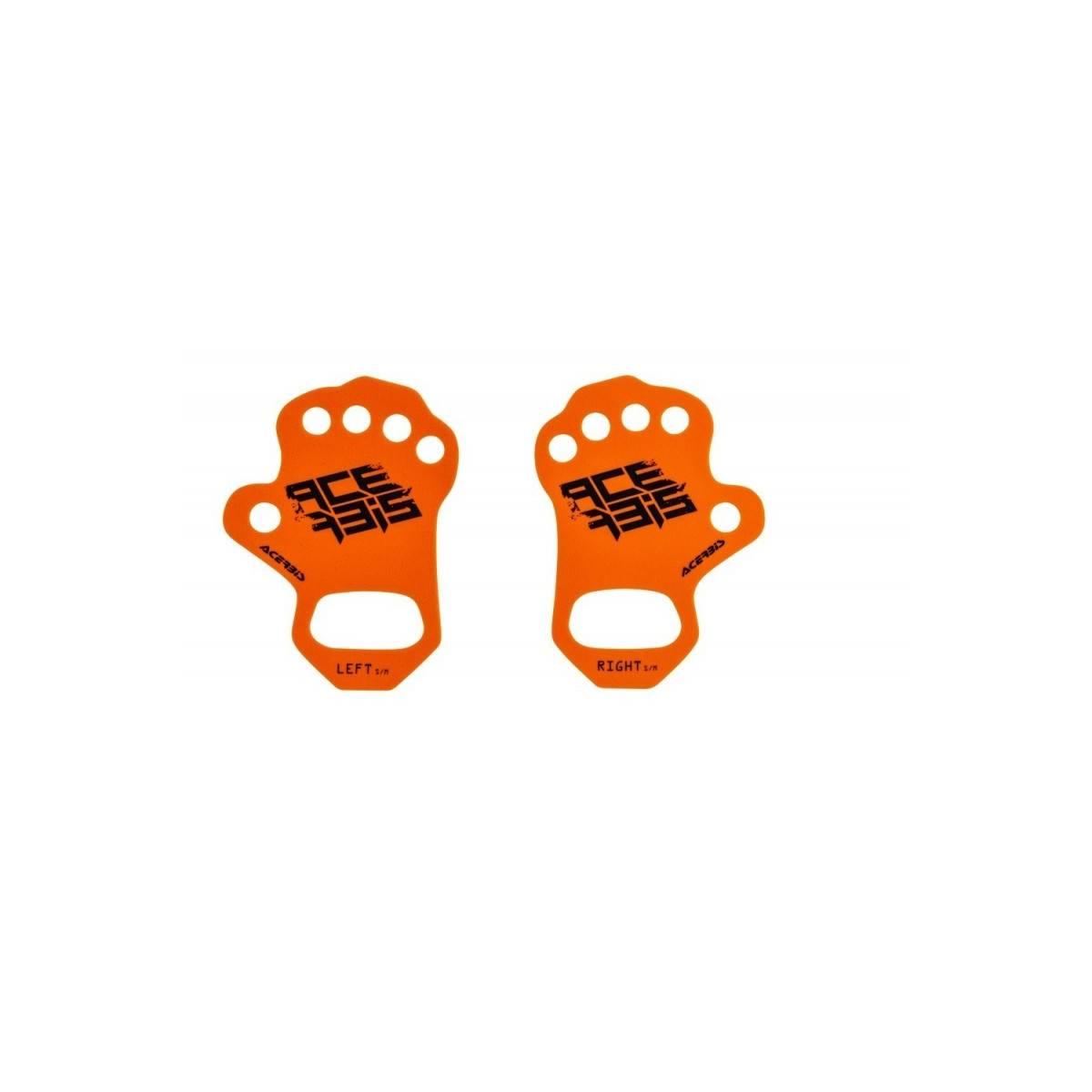 0022717-010 - Protector De Palma Acerbis Naranja