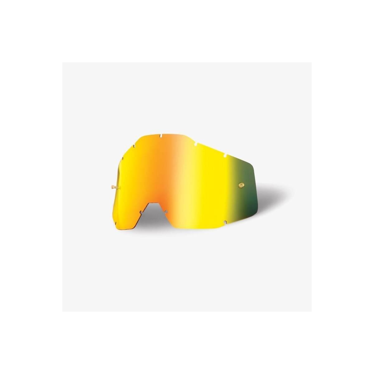 51002.009 - Cristal Gafas 100% Iridium Oro