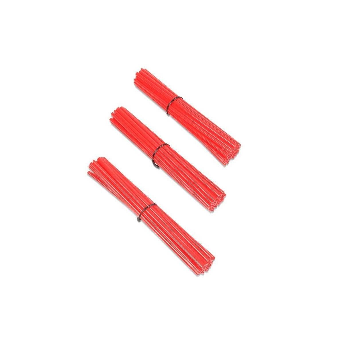 83379-RF - Cubre Radios Rojo Fluor