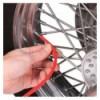 83379-RO - Cubre Radios Rojo