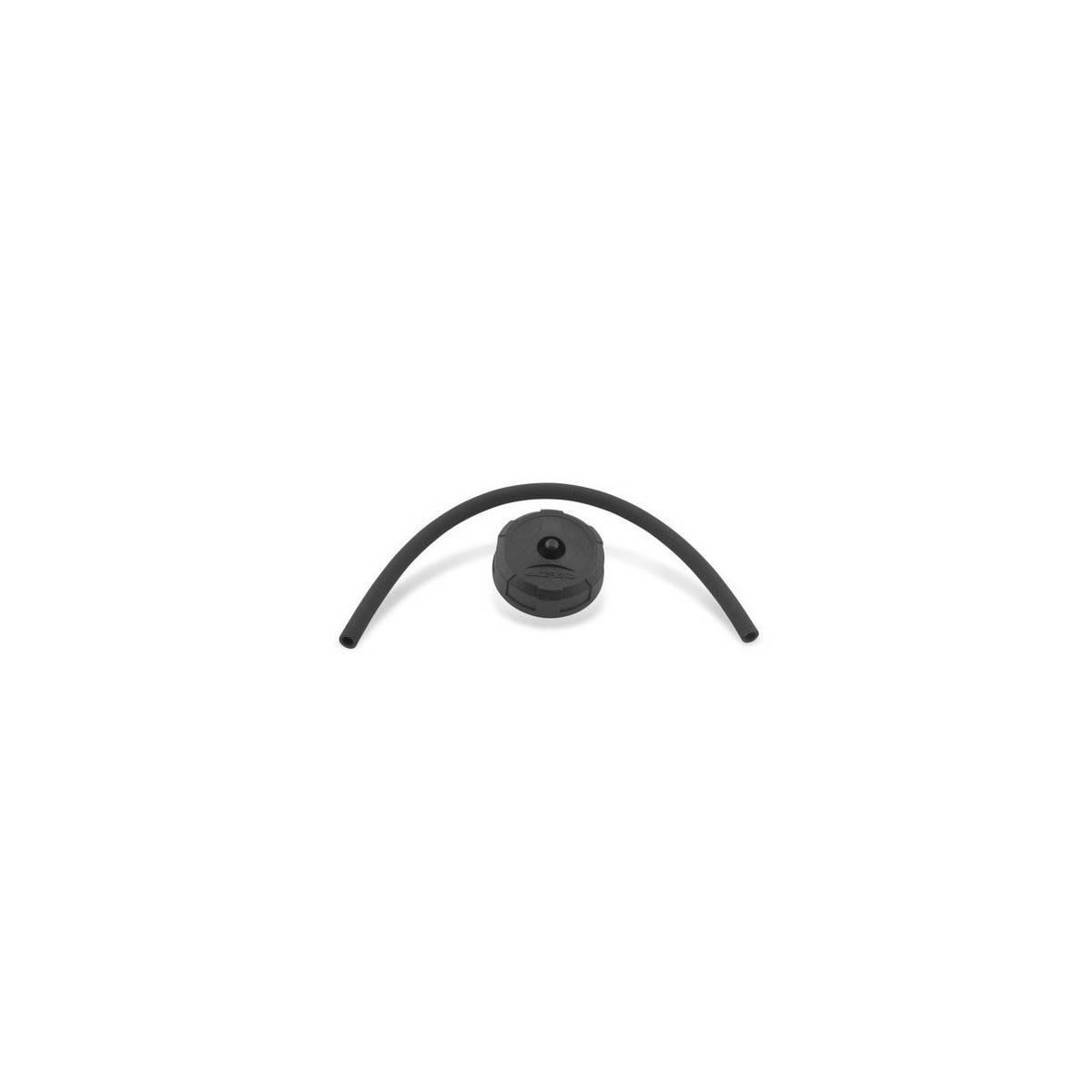0001201-090 - Tapón Acerbis Tanque Auxiliar Negro