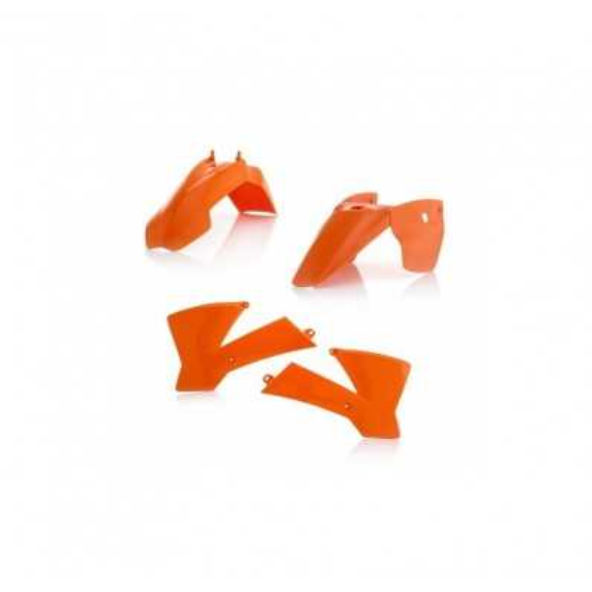 0007522-553 - Kit Plasticos Sx 125 03 04 Origen