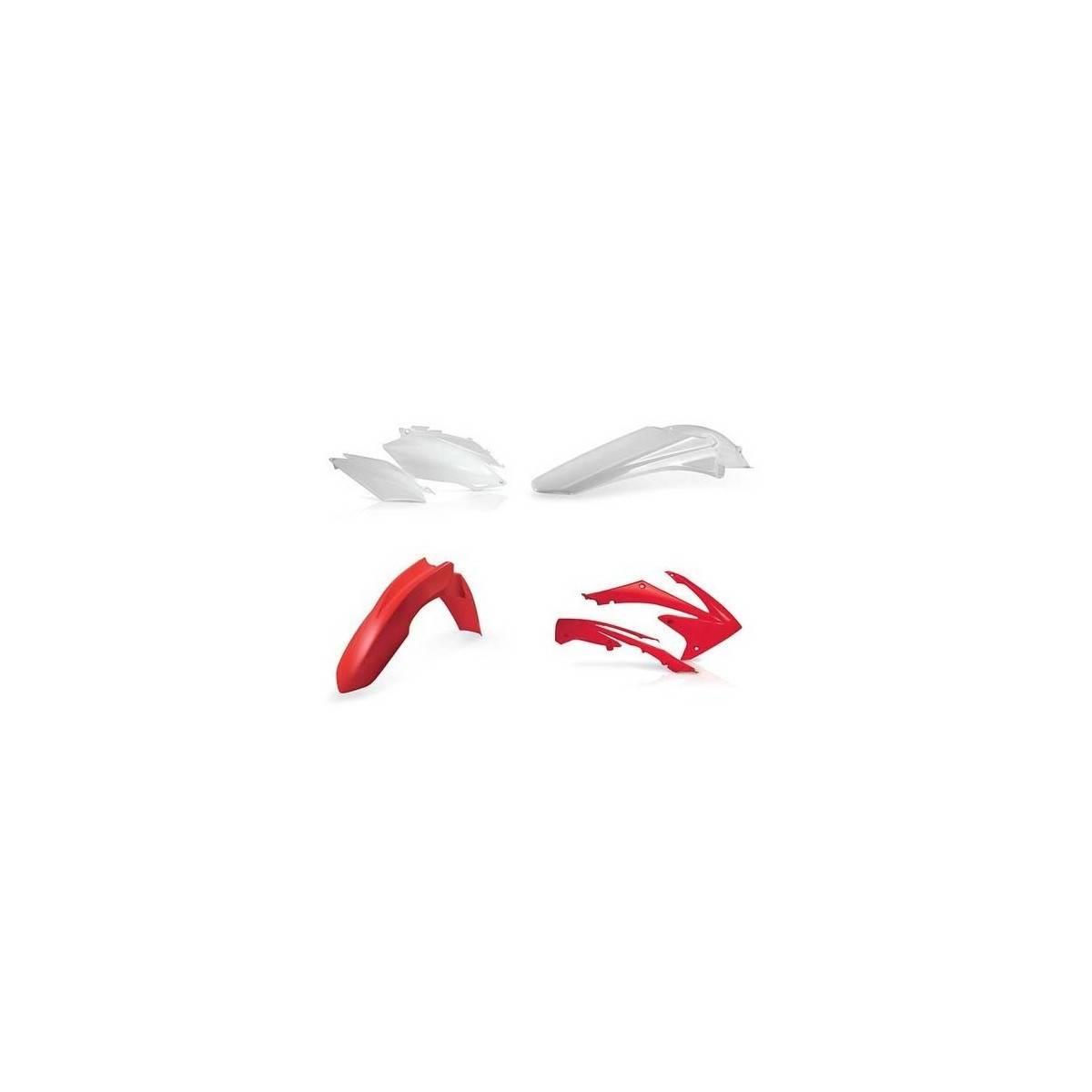 0007579-553 - Kit Plasticos Acerbis Cr 00 01 Origen