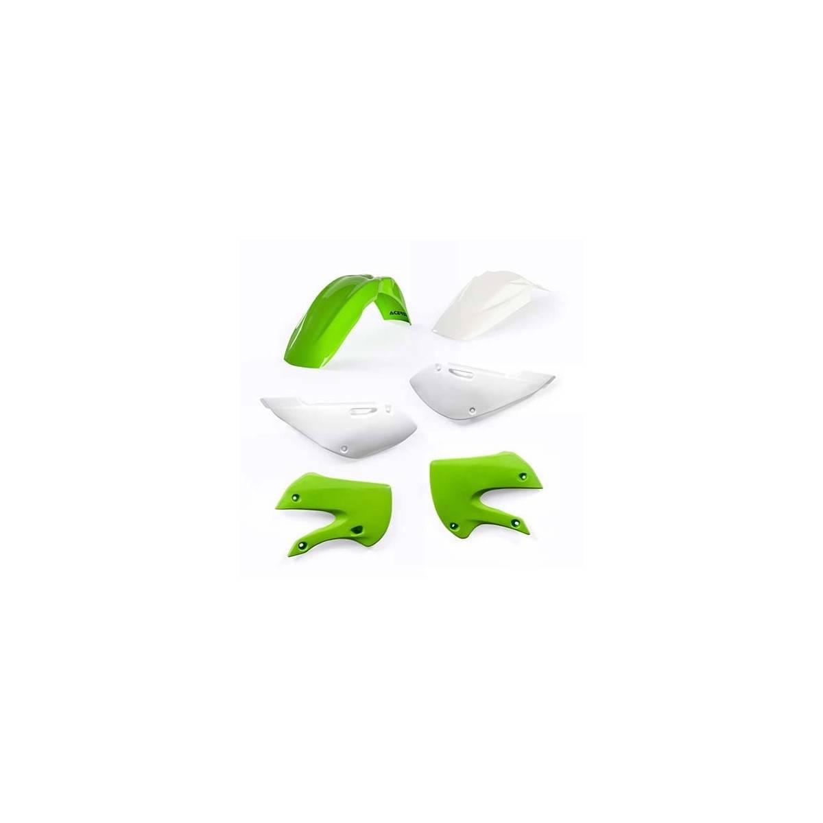 0007594-553 - Kit Plasticos Kx65 00 18 Origen