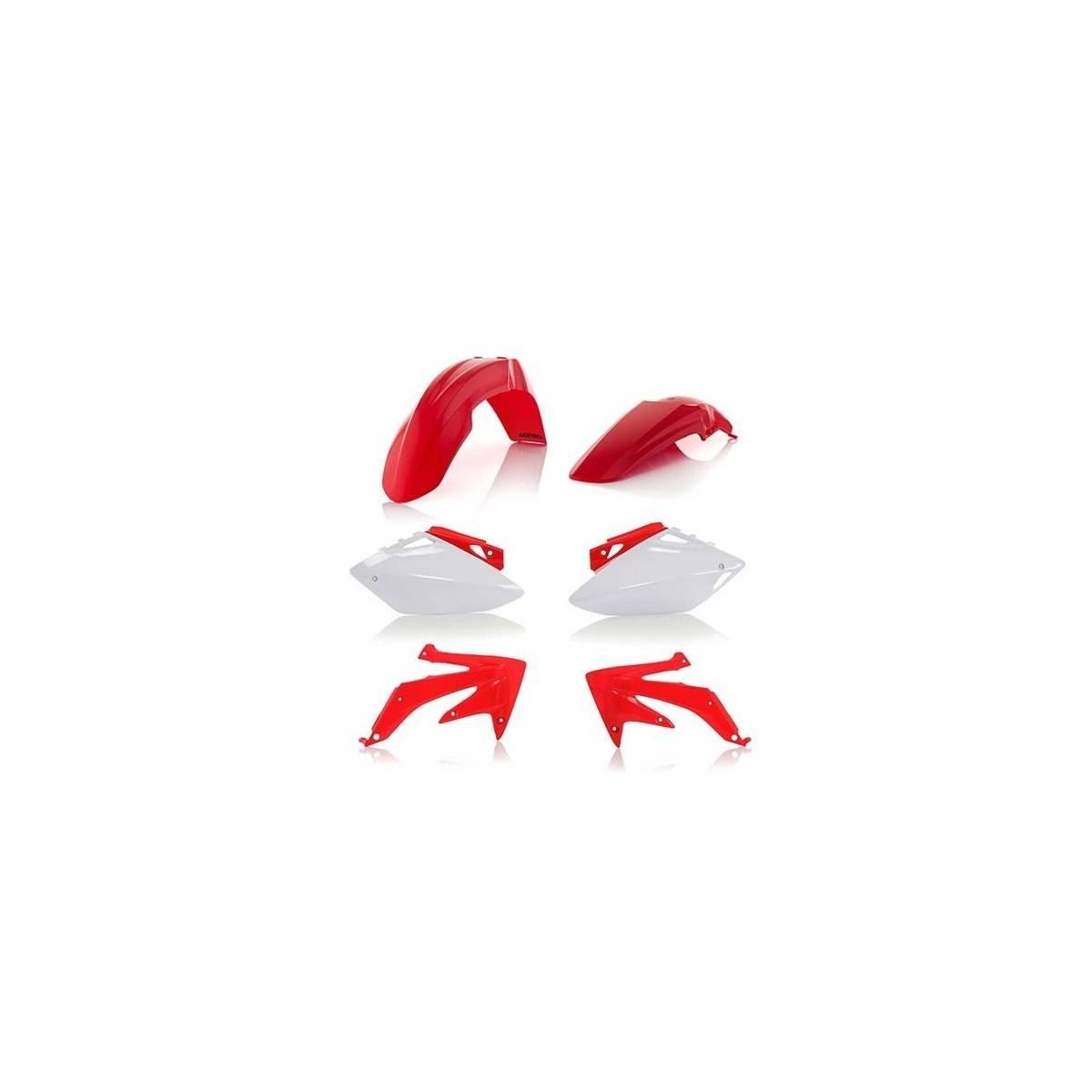0008128-553 - Kit Plasticos Acerbis Crf 450 05 06 Origen