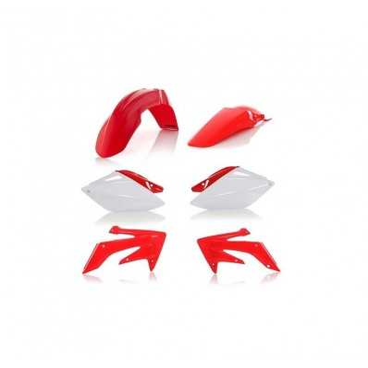 0009177-553 - Kit Plasticos Acerbis Crf 250 06 09 Origen