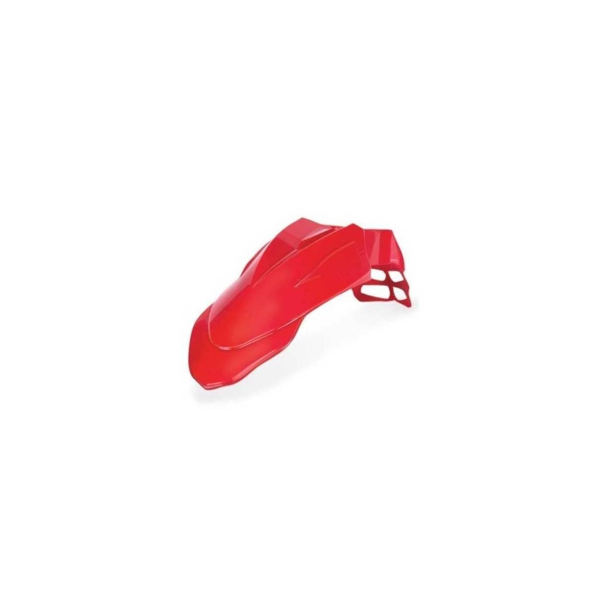 0010347-110 - Guardabarros Delantero Acerbis Honda Crf 150R 04 18 Rojo