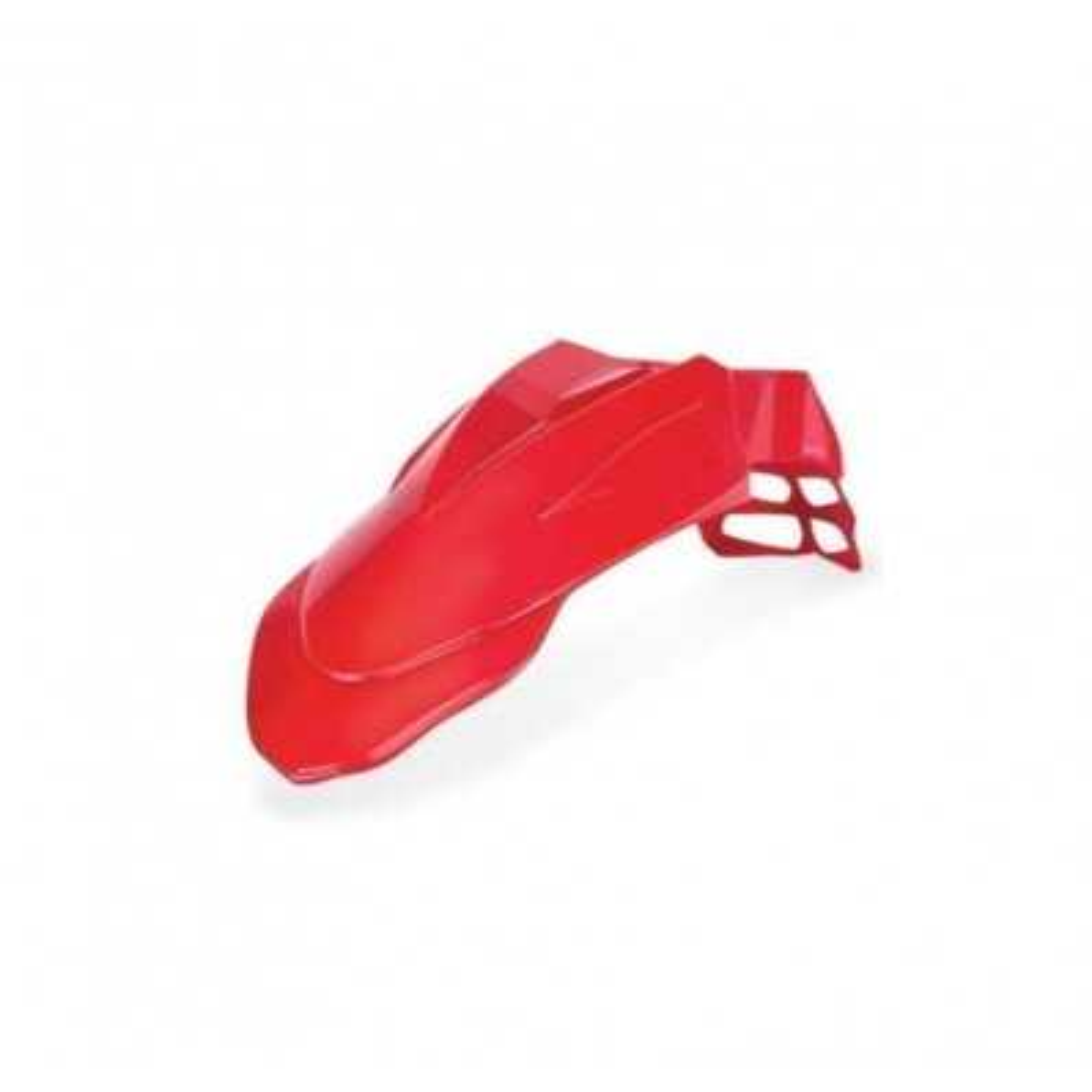 0013143-110 - Guardabarros Delantero Acerbis Honda Crf 250R 10 13 Crf 450R 09 12 Rojo