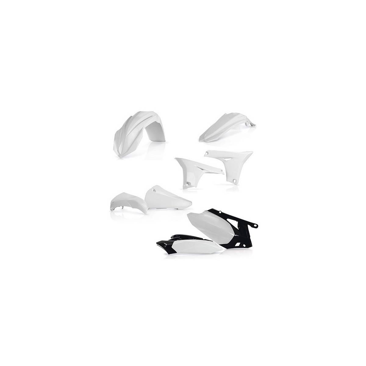0013774-030 - Kit Plasticos Yzf 450 10 13 Blanco