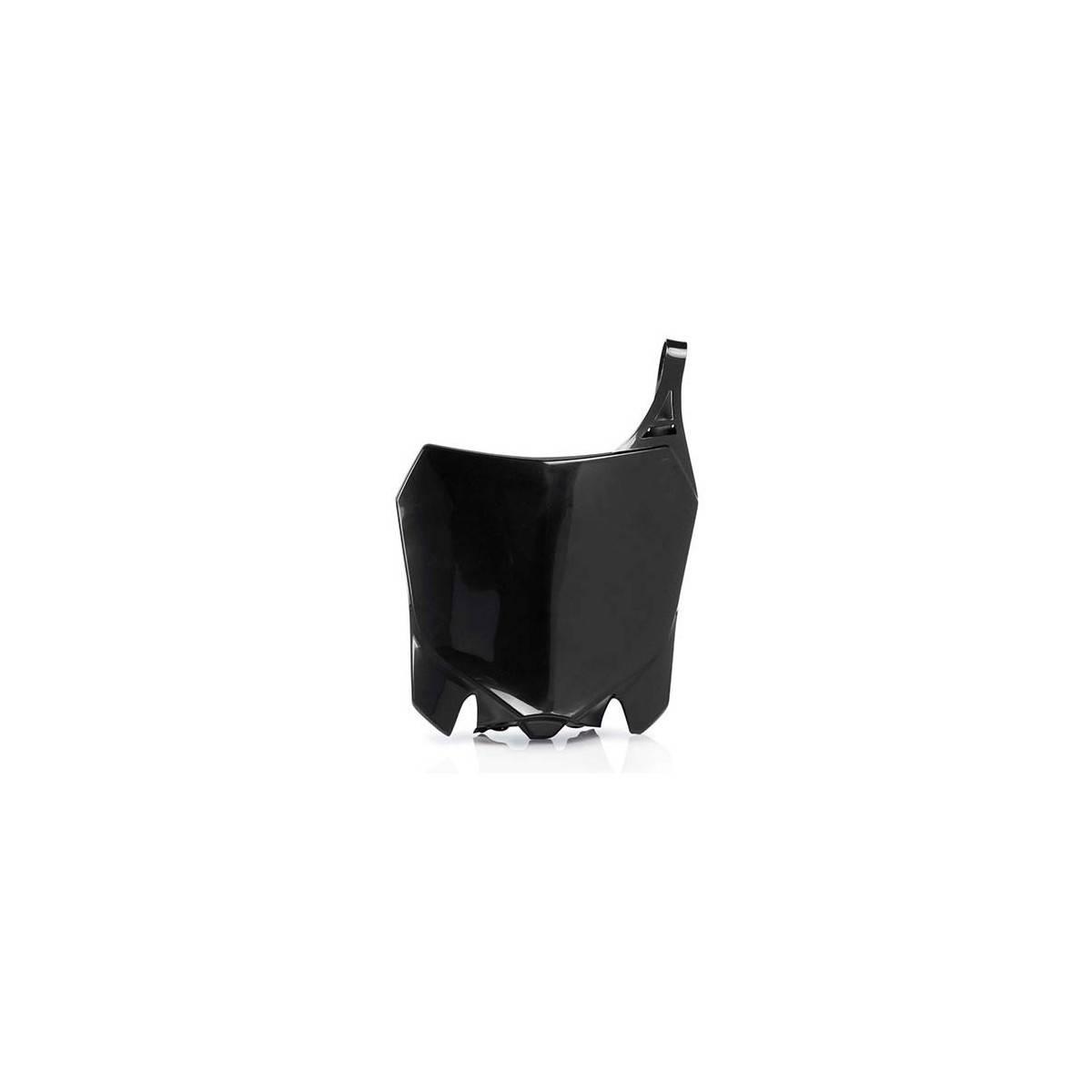 0016889-090 - Porta Numeros Crf 250 R 14 17´ Crf 450R 13 16 Negro