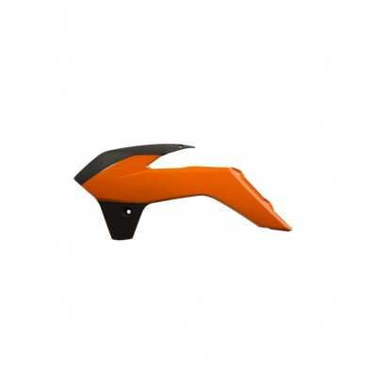 0016896-016 - Tapa Radiador Ktm Sx85 13 17 Naranja Negro