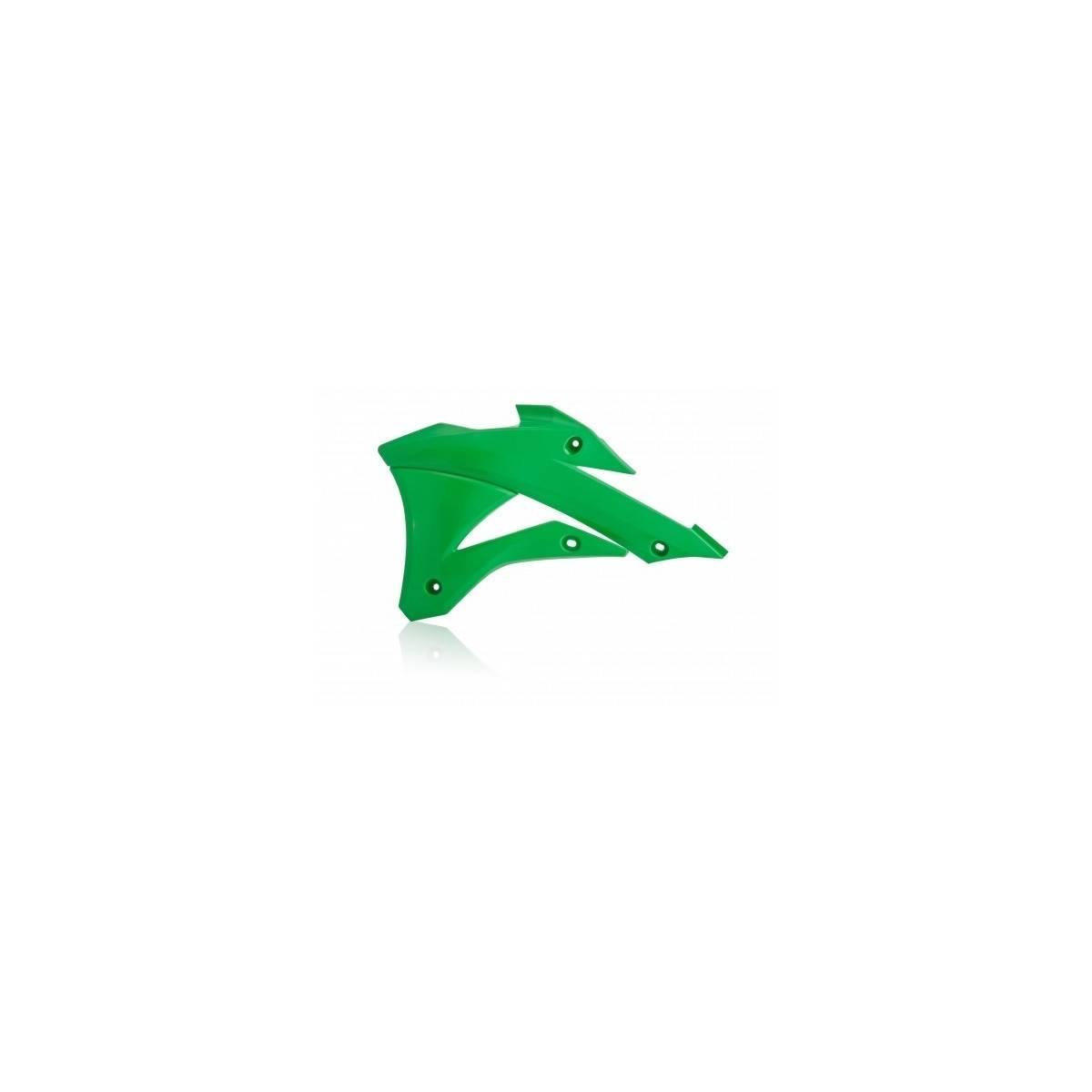 0017242-130 - Tapa Radiador Kx85 100 14 18 Verde