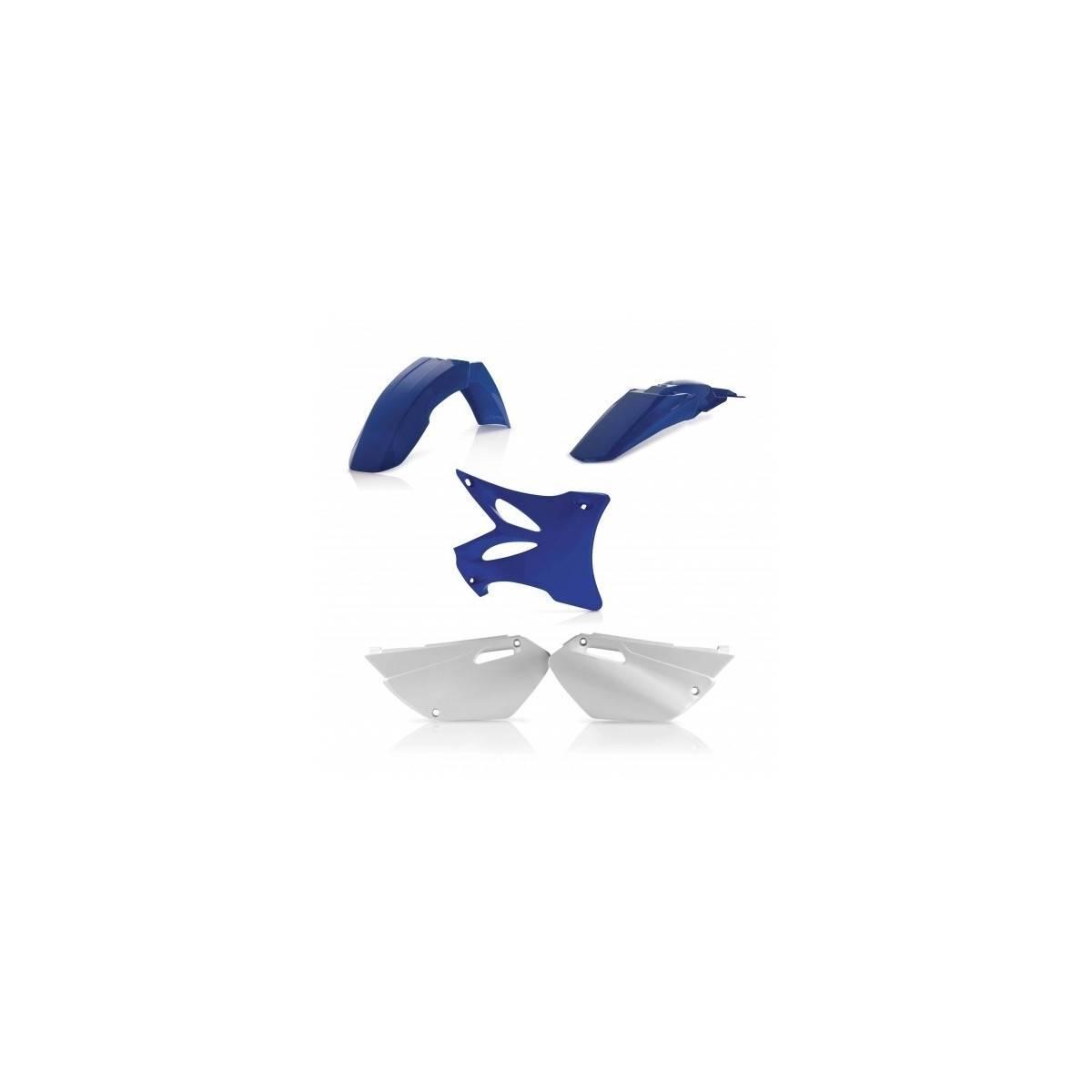 0017562-040 - Kit Plasticos Yzf 250 Yzf 450 14 17 Azul