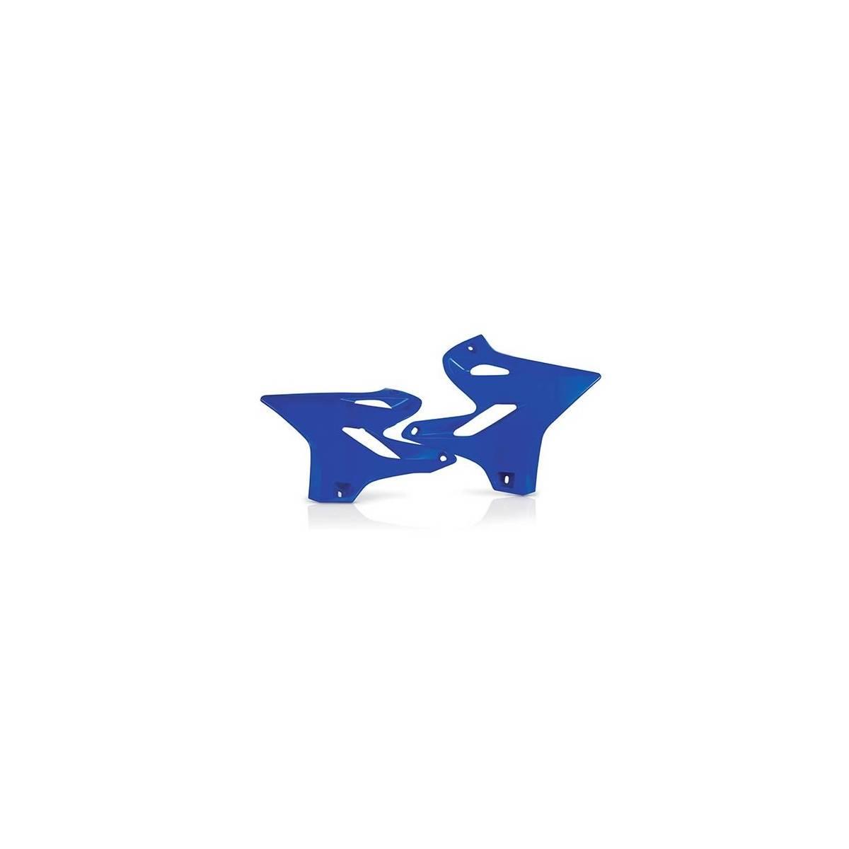 0017871-040 - Tapa Radiador Yamaha Yz125 250 15 18 Azul