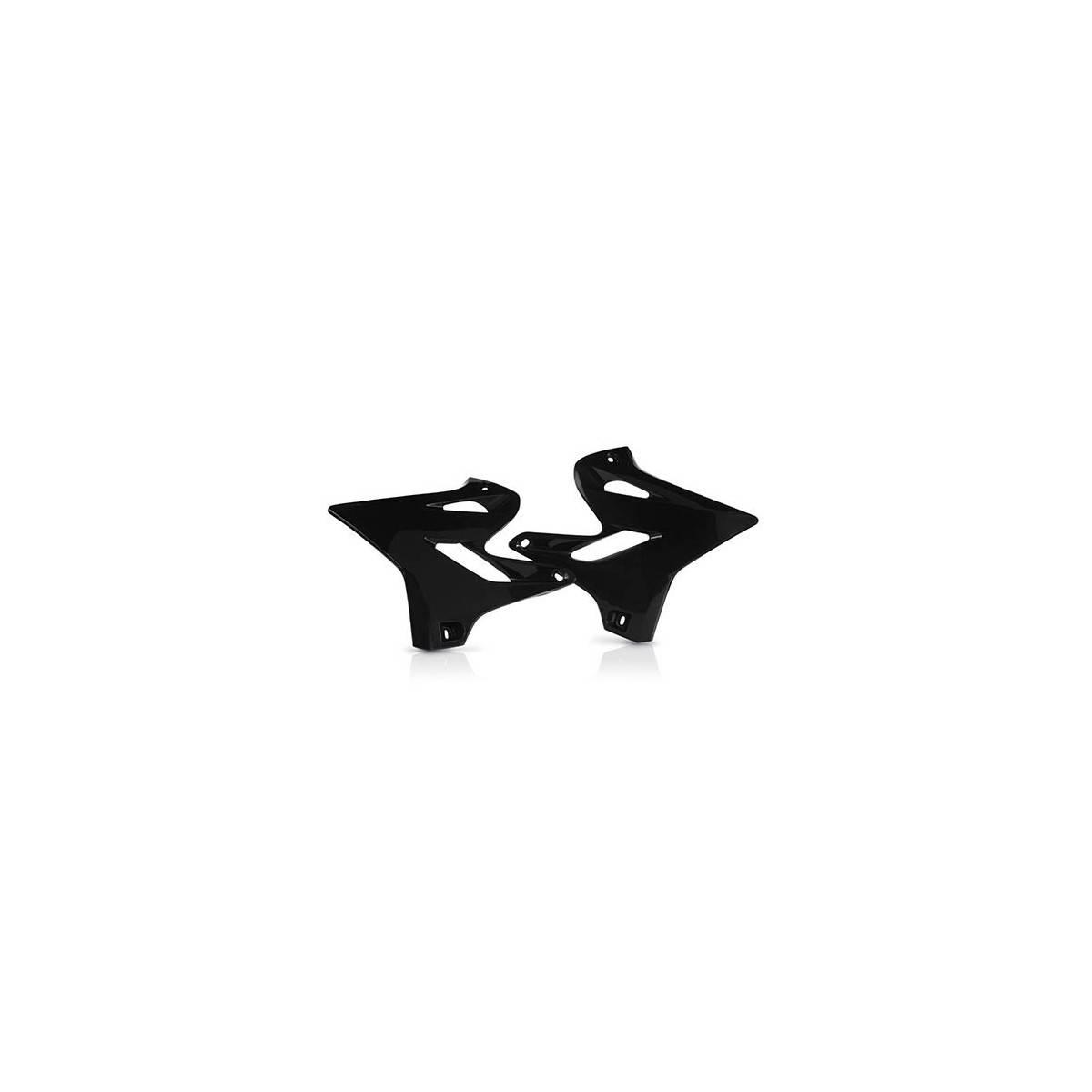 0017871-090 - Tapa Radiador Yamaha Yz125 250 15 18 Negro