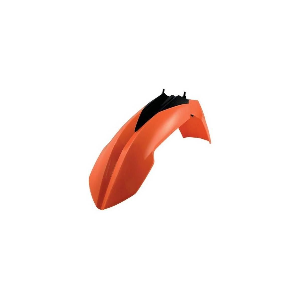 0021812-011 - Guardabarros Delantero Ktm Sx 65 16 18 Naranja Negro