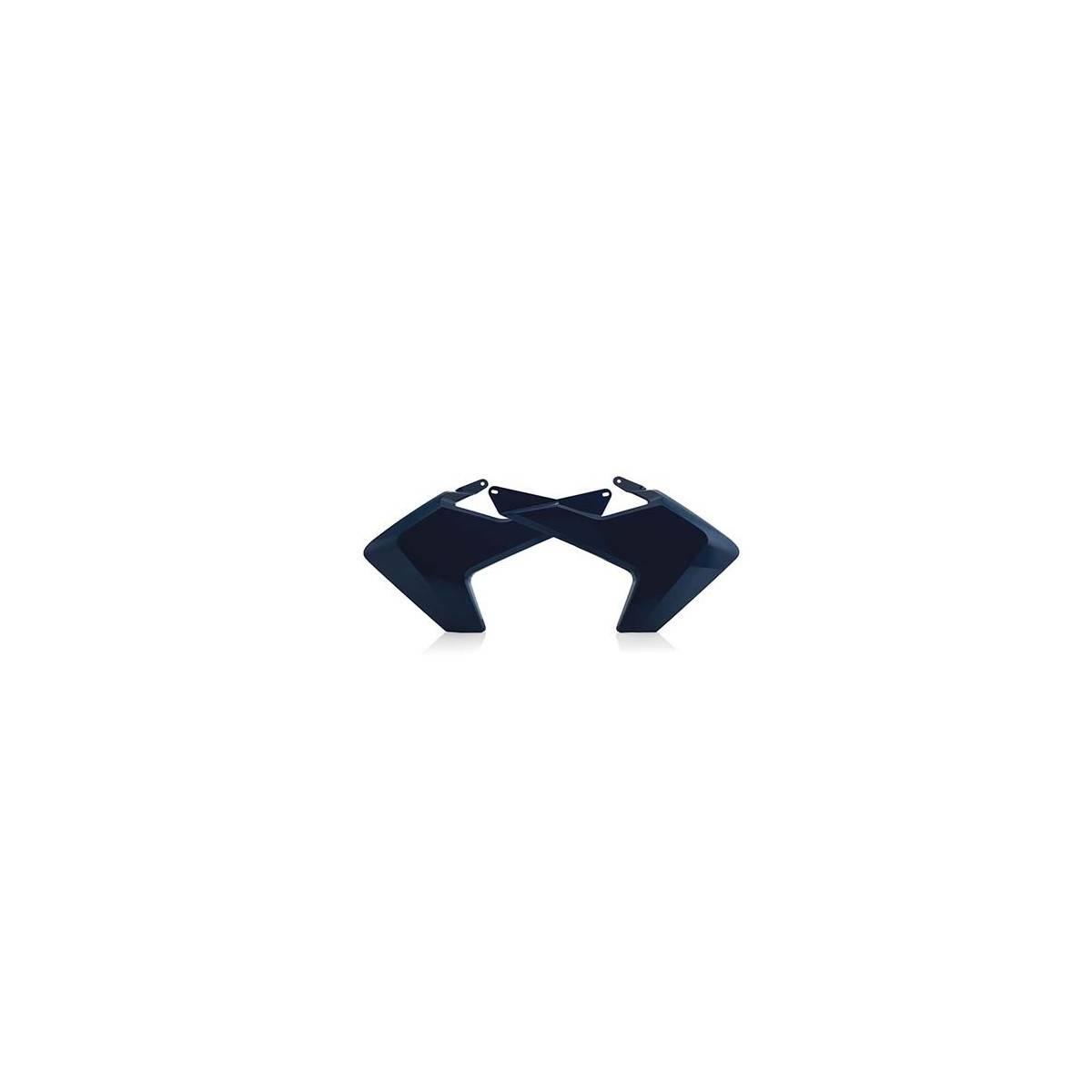0021827-040 - Tapa Radiador Husqvarna Tc 250 17 18 ... Fc 250... 450 16 18.. Azul