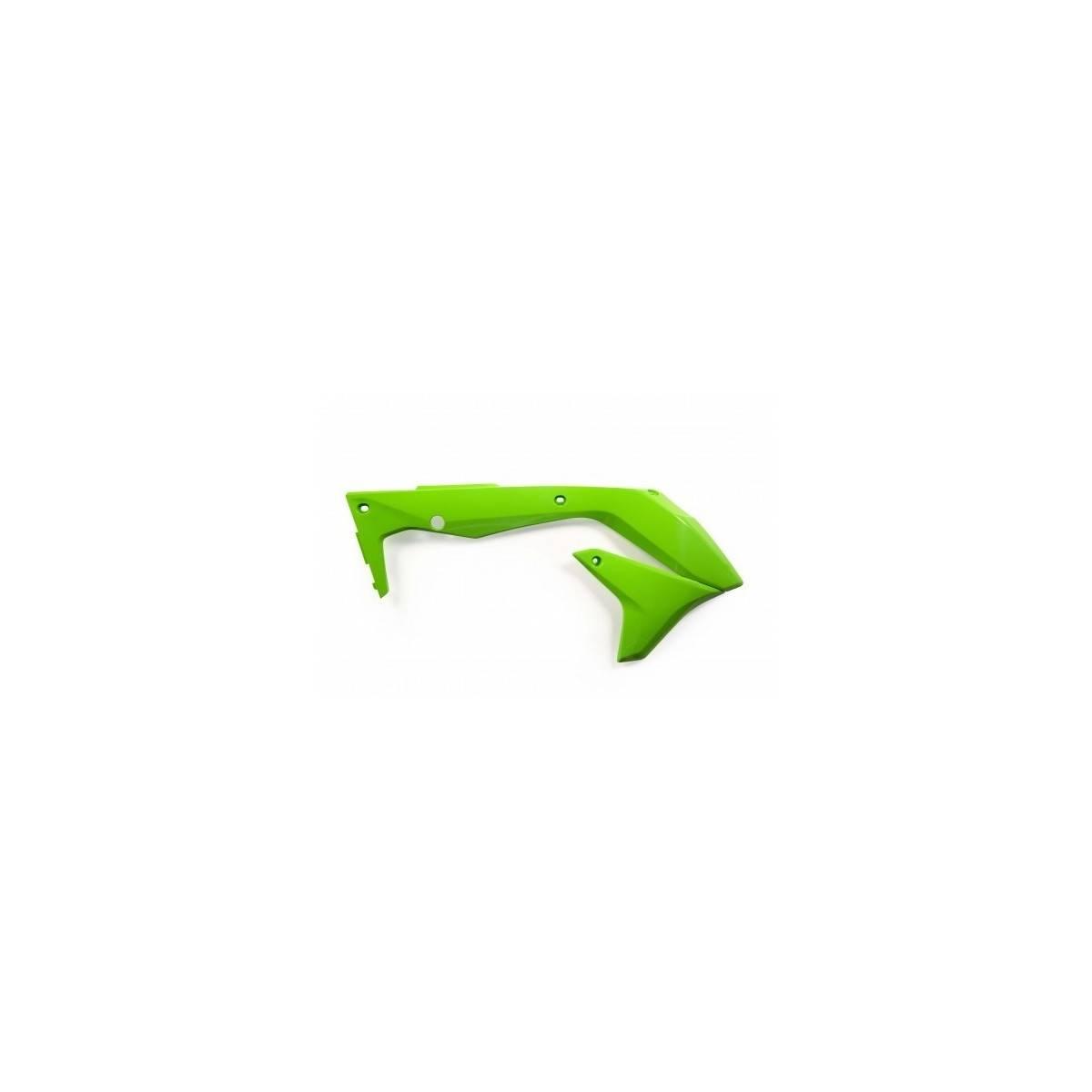 0021837-130 - Tapa Radiador Kx-F 450 16 18 Verde