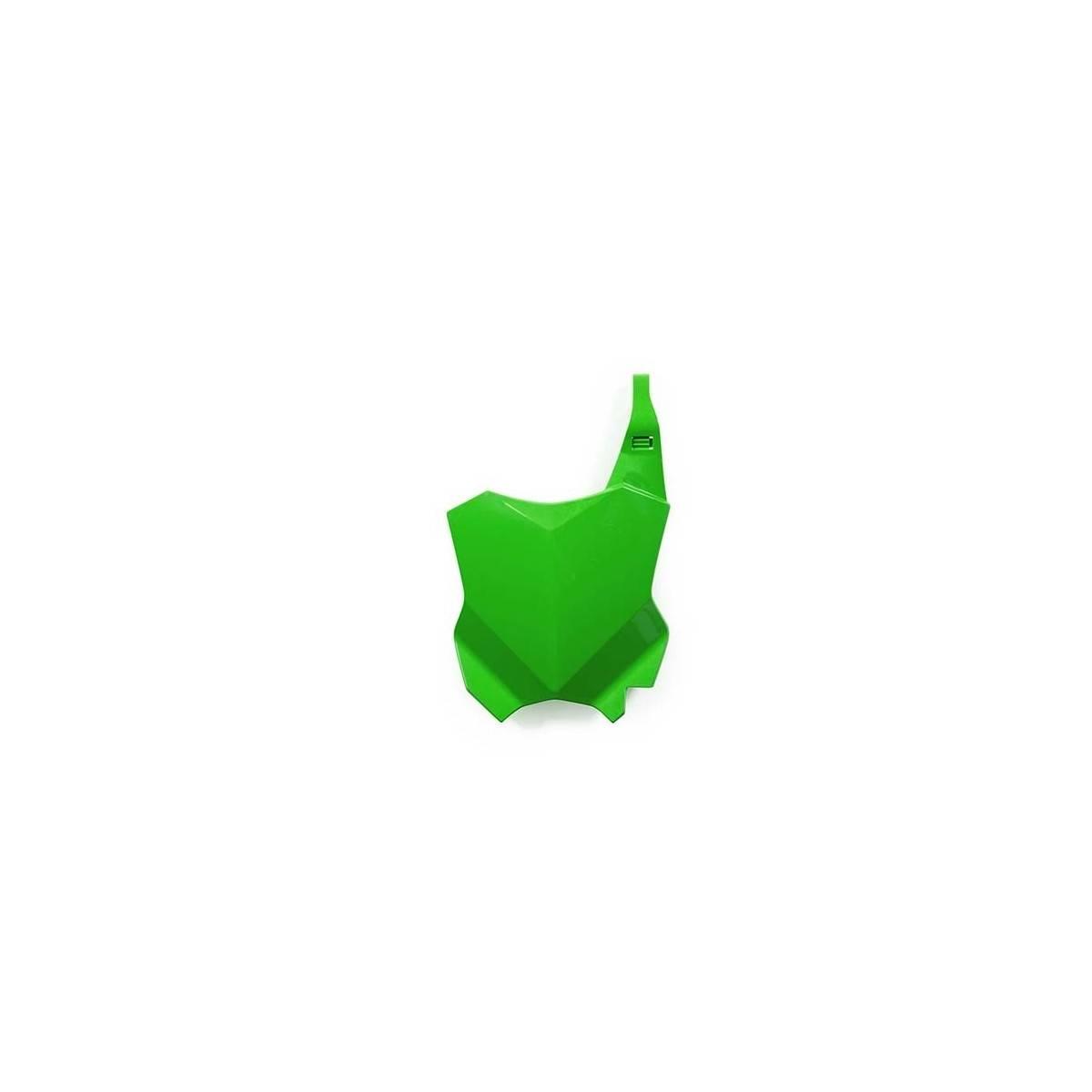 0021839-130 - Portanumero Delantero Kxf 17... Verde