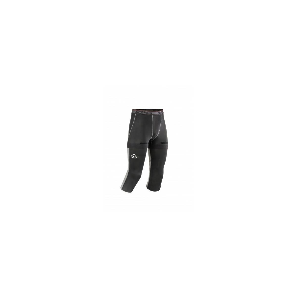 0022716-319 - Pantalon Refuerzo Interior Acerbis Negro Gris