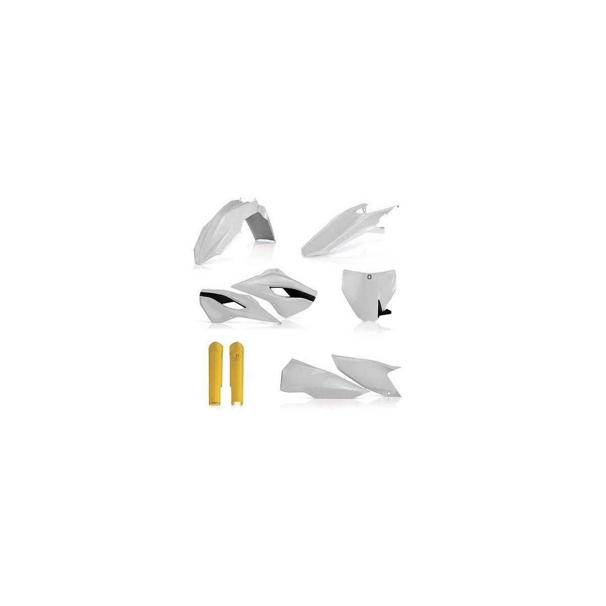0022808-553 - Full Kit Plasticos Tc85 14 17 Origen