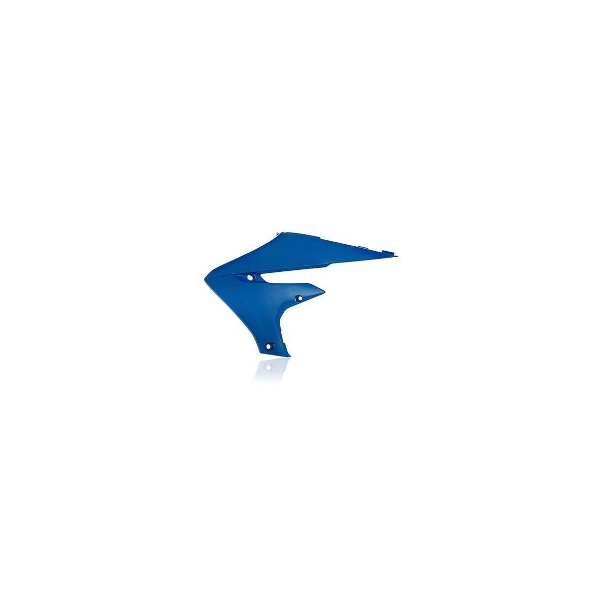 0022956-040 - Cubiertas Inferiores Radiador Yamaha Yzf450 14 17 Azul