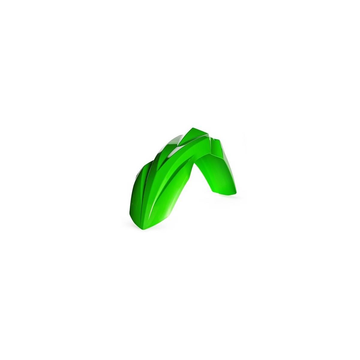 0022983-130 - Porta Numero Delantero Acerbis Kxf 18... Verde