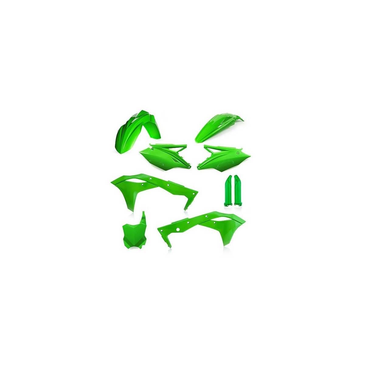 0022988-553 - Full Kit Plasticas Kxf 450 18 Eu Origen