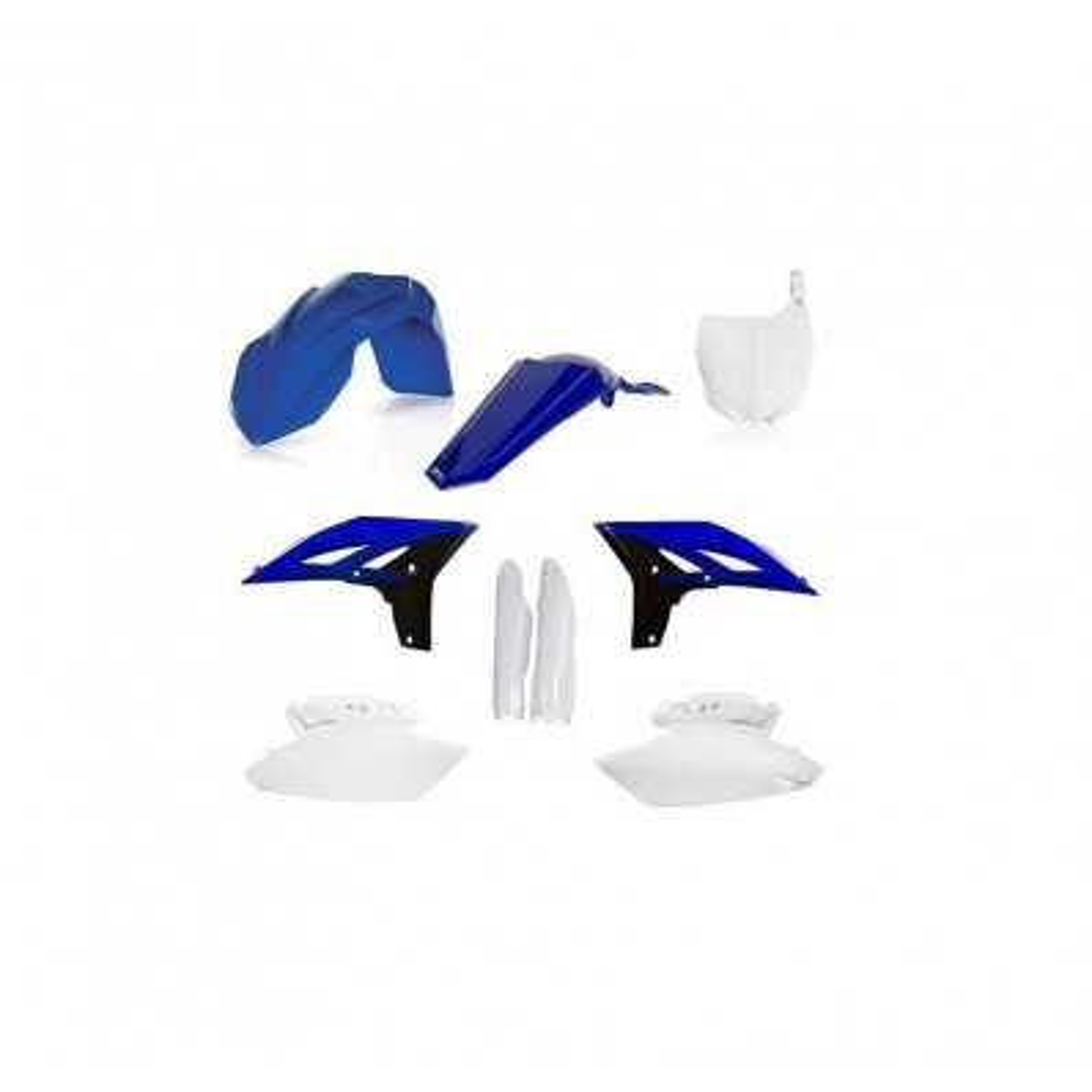 0023083-553 - Full Kit Plasticos Yz 125 18 Origen