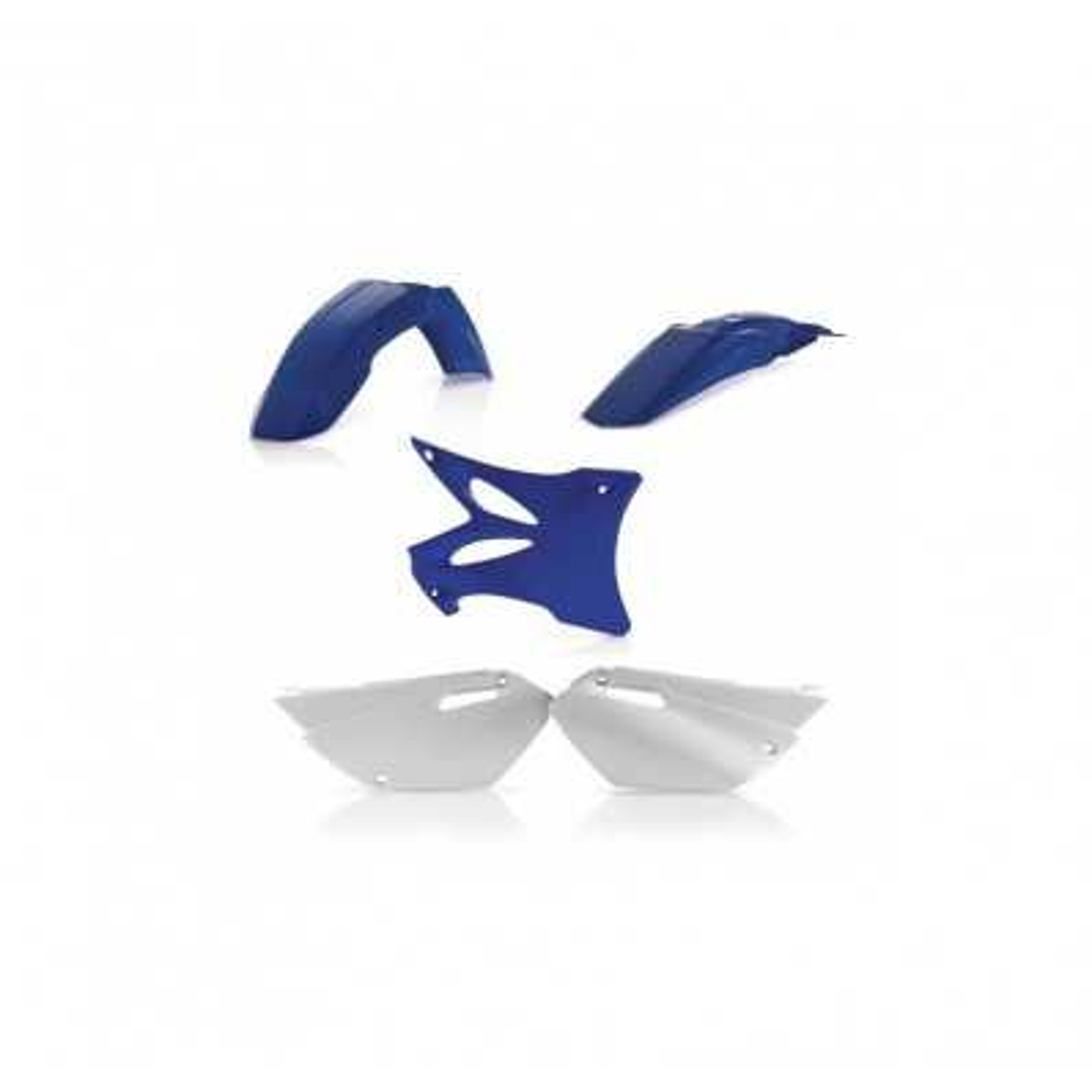 0023089-040 - Kit Plasticos Wrf 250 18 Azul