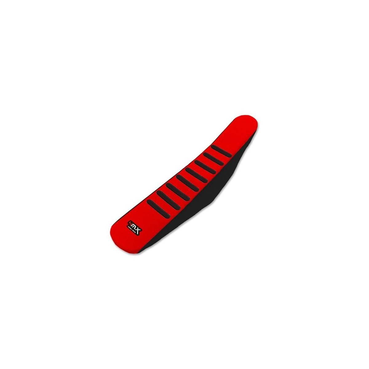 01CAP1011 - Funda Sillon 4 Mx Honda Cr 125 250 02 08´ Crf 450 02 04 Negro Rojo