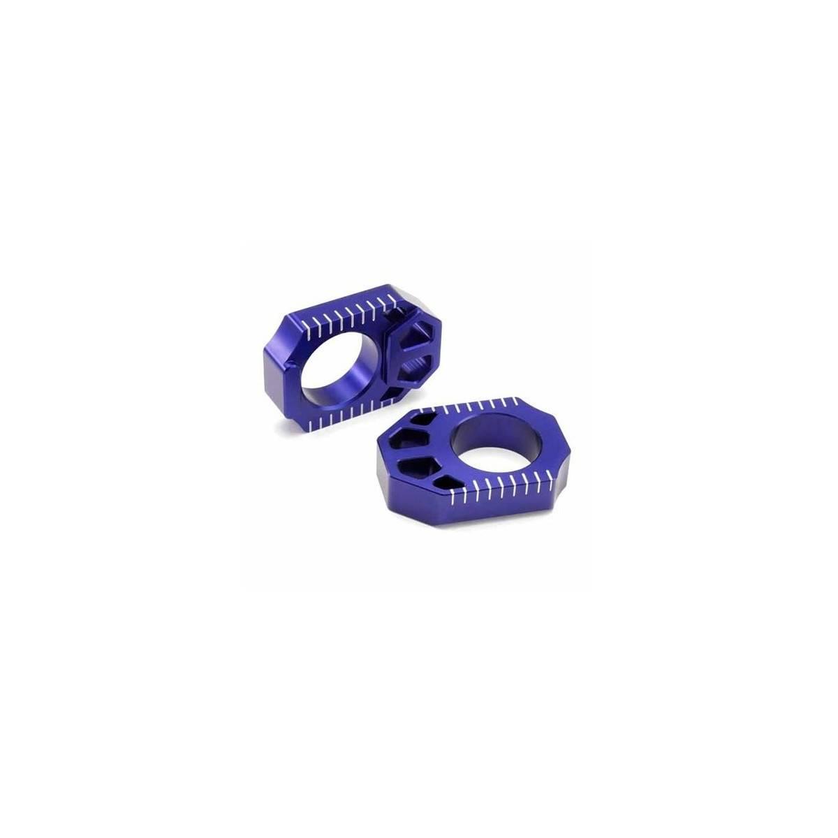 ZE93.5312 - Tensor De Cadena Yamaha Yz Yzf ´07-08, Wr250R X Azul