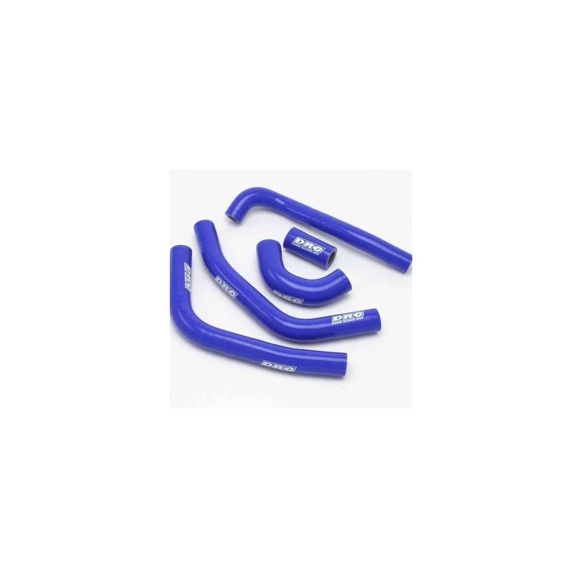 D47.01.202 - Kit Manguitos Radiador Kawa Kx65 ´01 Azul