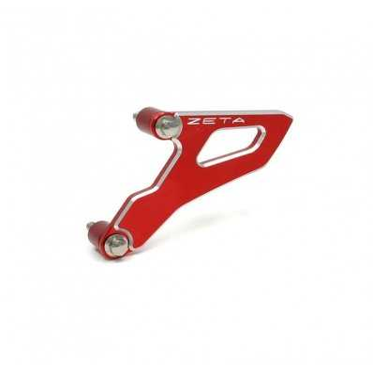 ZE80.9035 - Protector Piñon Salida Zeta Aluminio Suzuki Rmz250 04 06 Rojo