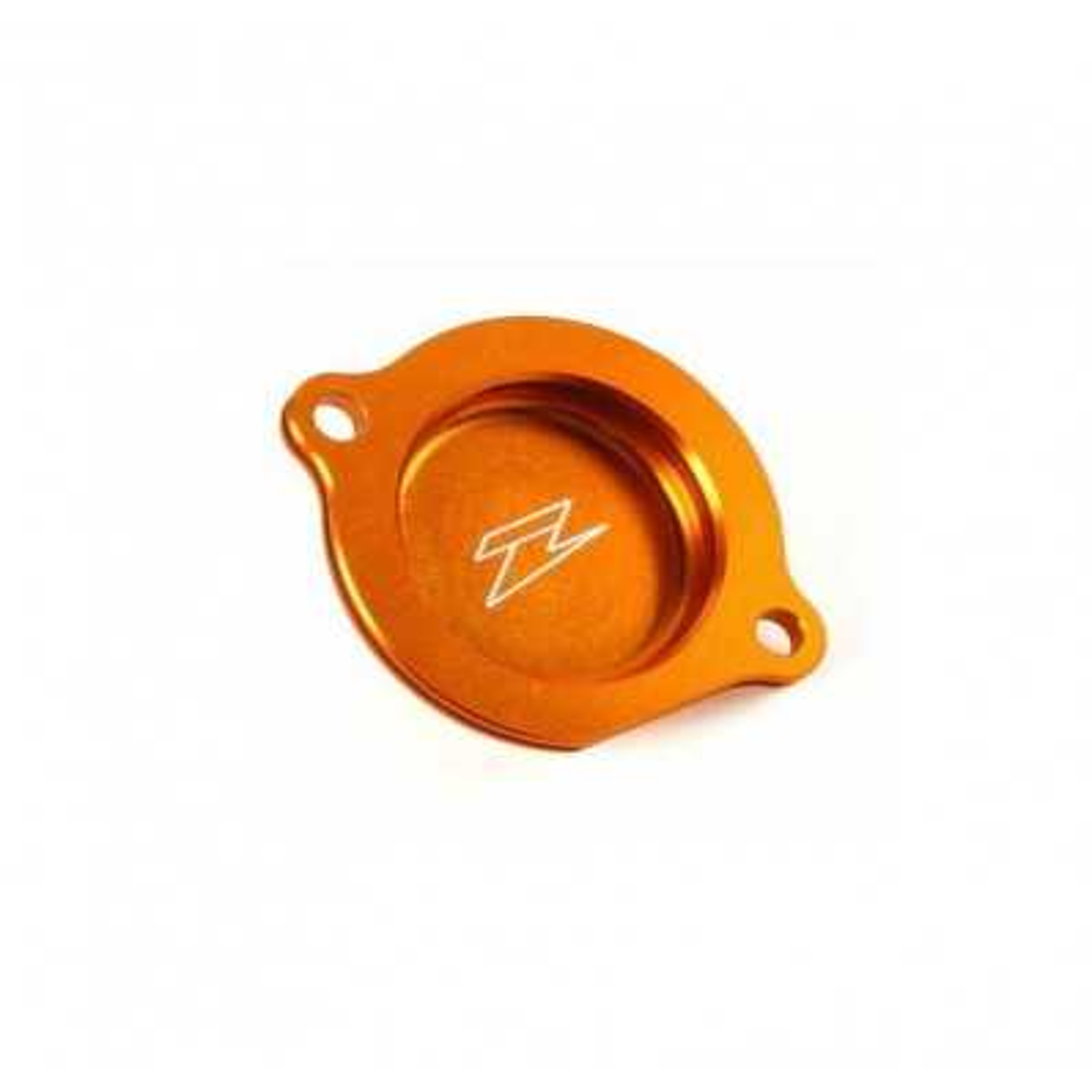 ZE90.1417 - Tapa Filtro Aceite Zeta Ktm250Exc Sx Naranja
