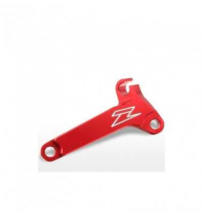 ZE94.0121 - Leva Cable Embrague Zeta Crf250R´14 Rojo