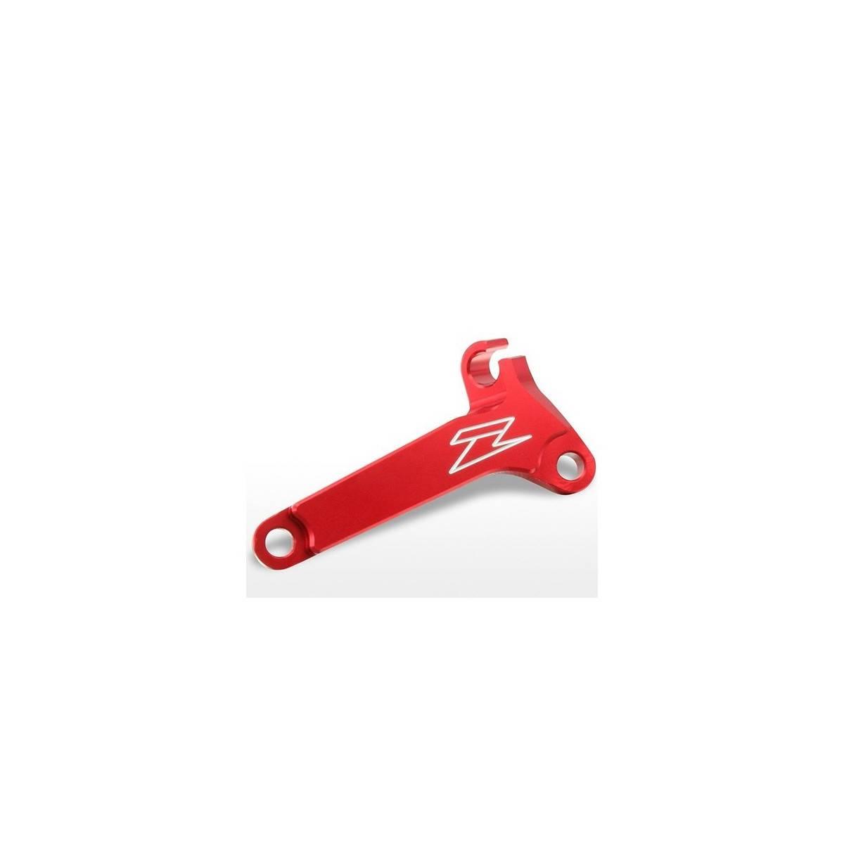 ZE94.0151 - Leva Cable Embrague Zeta Crf450R´15 Rojo