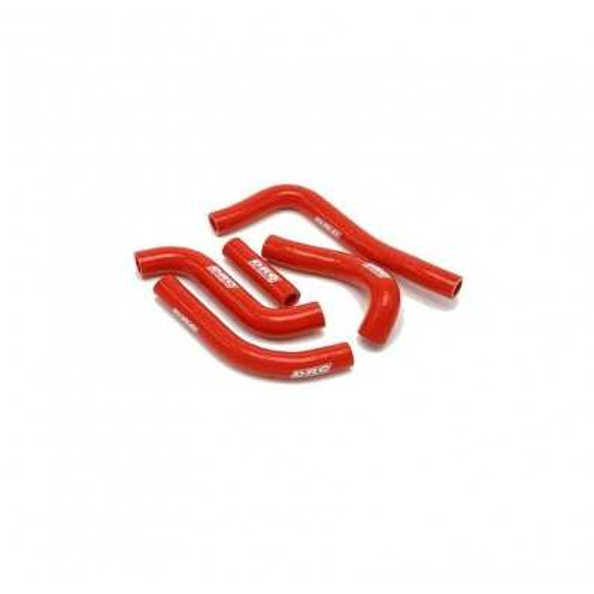 D47.01.053 - Kit Manguitos Radiador Honda Crf250R ´10 Rojo