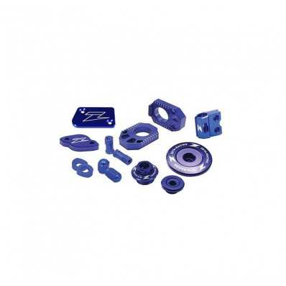 ZE51.2366 - Kit Completo Yamaha Yz250Fx´15-Yz450Fx´16 Azul