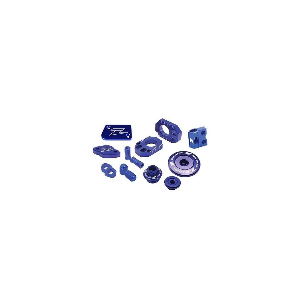 ZE51.2136 - Kit Completo Kawasaki Kx250F´11-,Kx450F´09-15 Azul