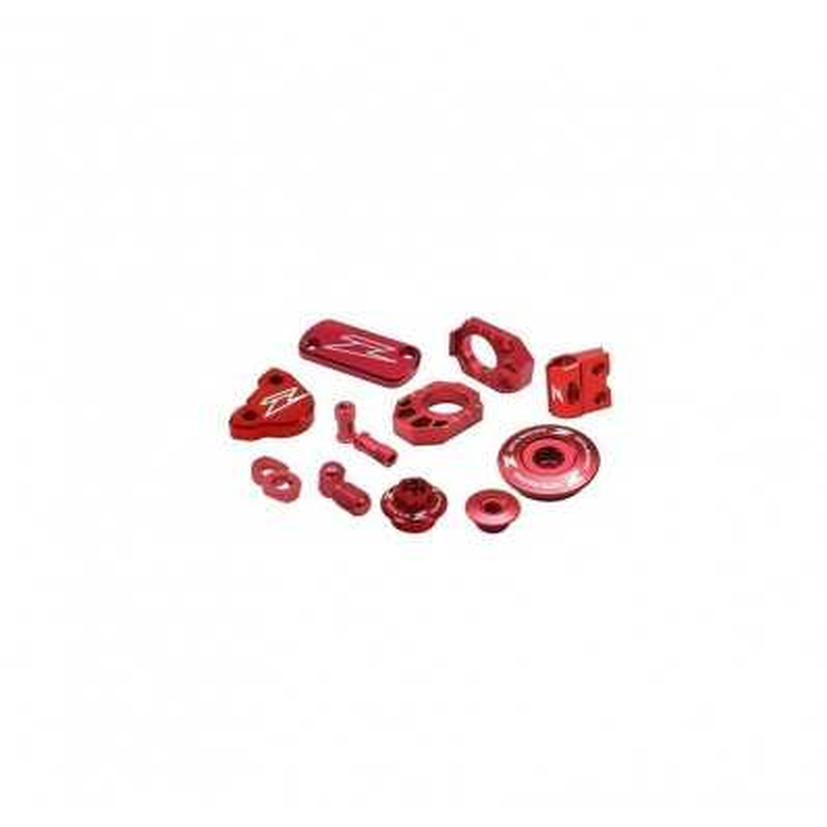 ZE51.2232 - Kit Completo Suzuki Rmz250´07-,Rmz450´05 Rojo