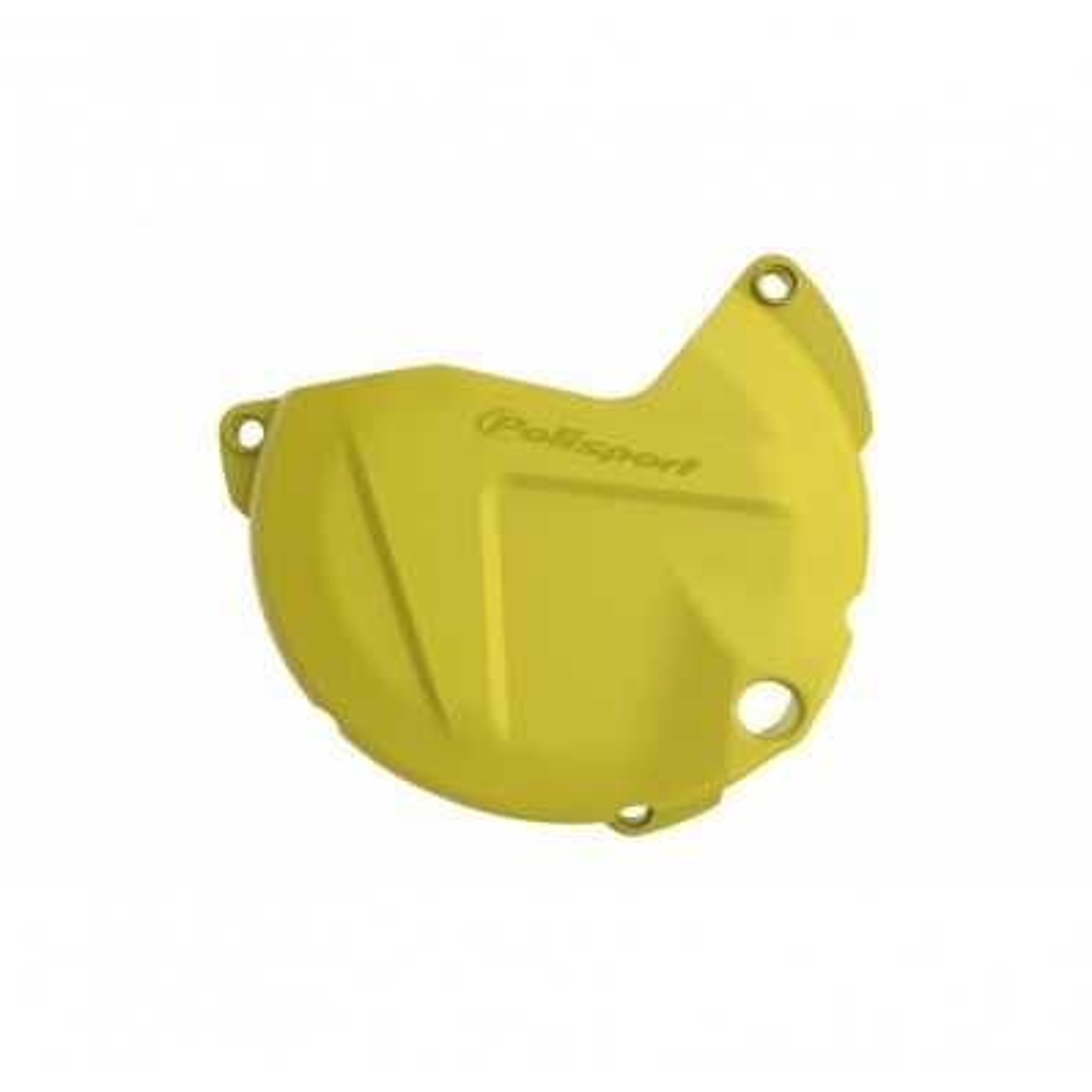 Protector Tapa de Embrague Polisport TC 250 (17-18) husqvarna amarillo